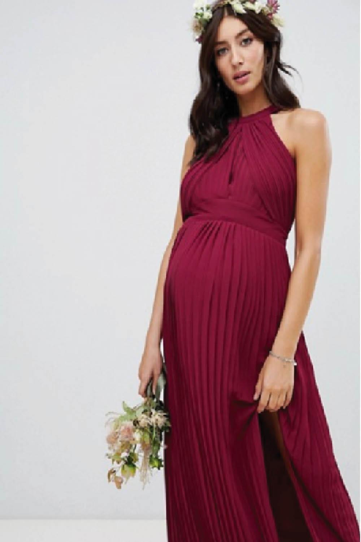Asos vestidos fiesta maternity