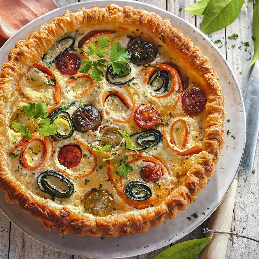 Recetas Con Hojaldre Saladas Fáciles Y Deliciosas
