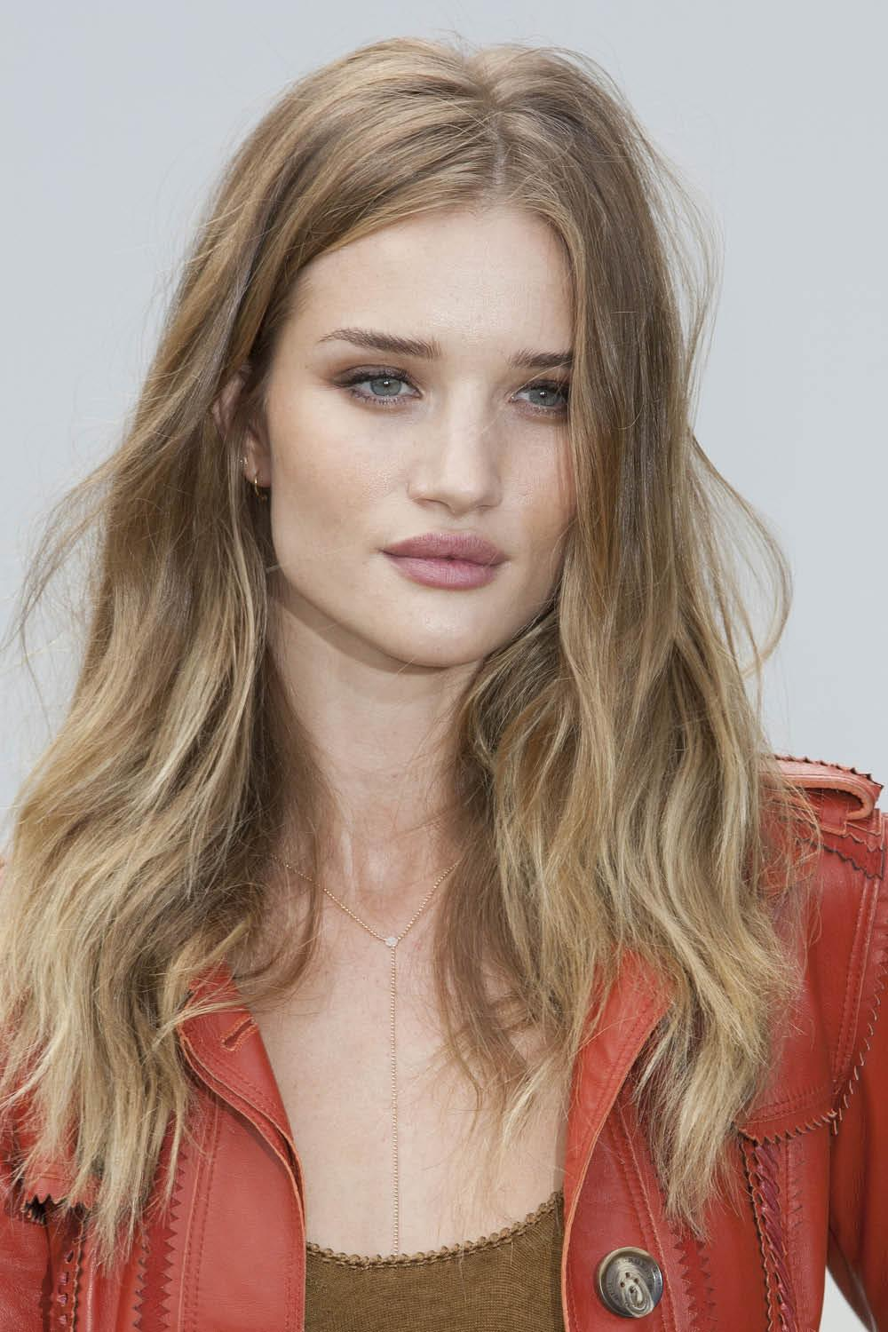 mechas californianas rosie huntington. Mechas californianas para rubias