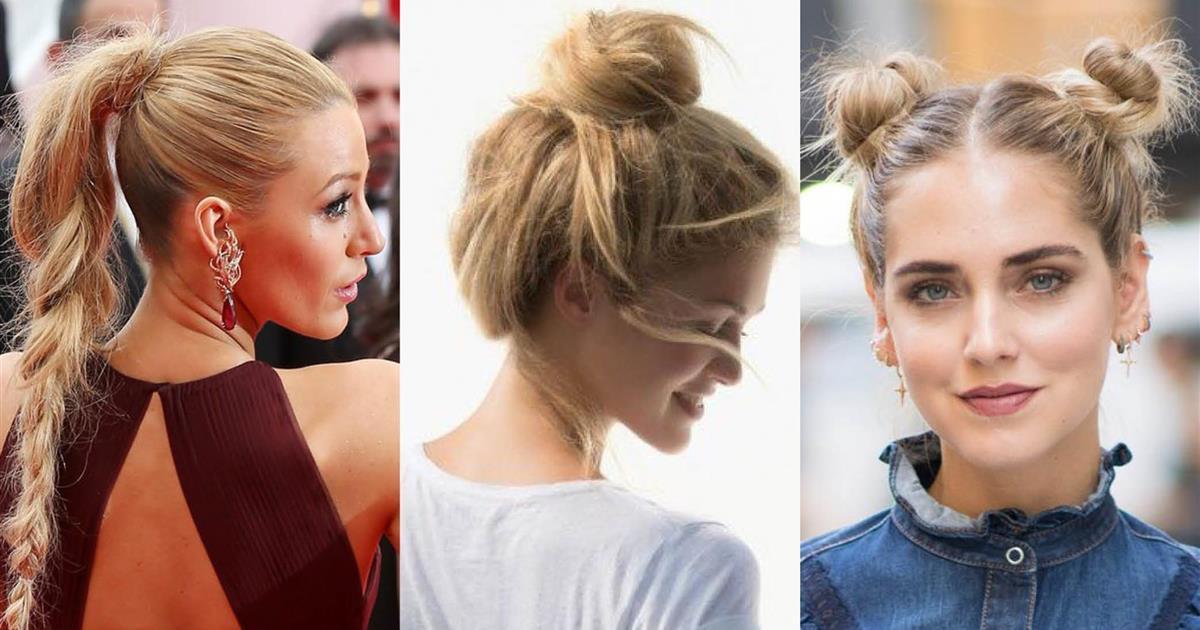 Fabuloso pinterest peinados Fotos de los cortes de pelo de las tendencias - Peinados fáciles que hemos visto en Pinterest