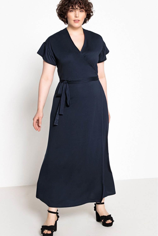 Vestidos cortos color negro para gorditas