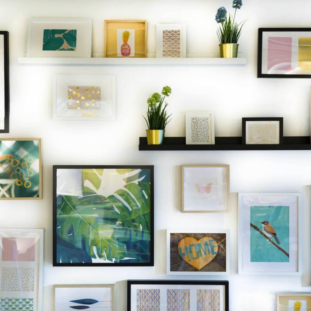 Los 20 cuadros de Ikea más bonitos para decorar tu casa