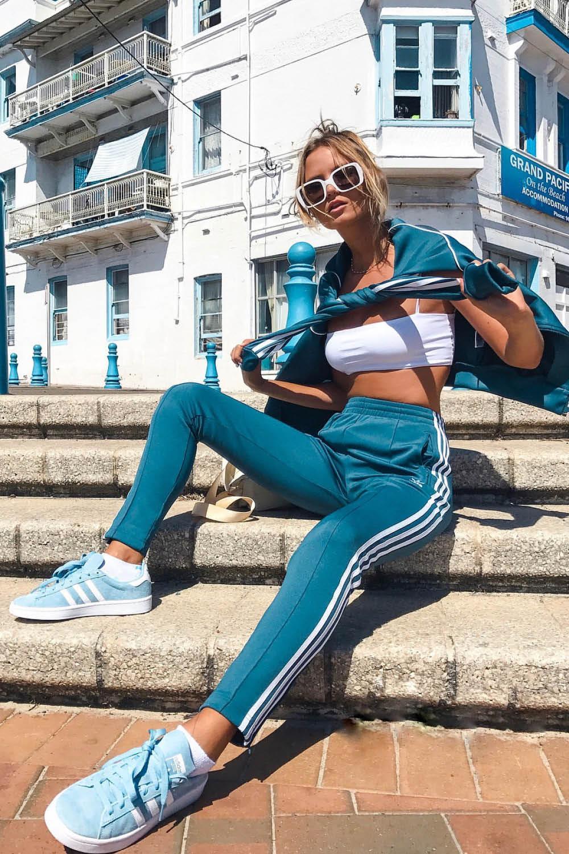 Estilo sporty chic  la tendencia de moda más cómoda 3cec74a2dd50