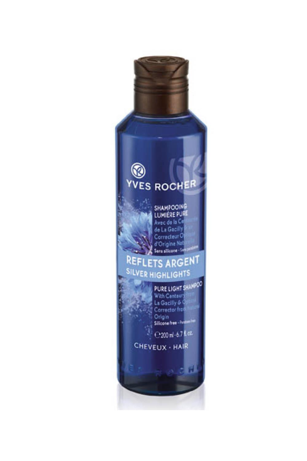 champu pelo canas yves rocher. Si tienes canas...