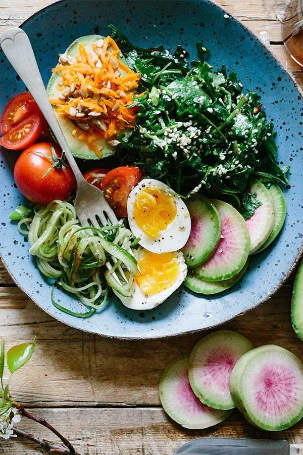 Comidas saludables: ideas para toda la semana