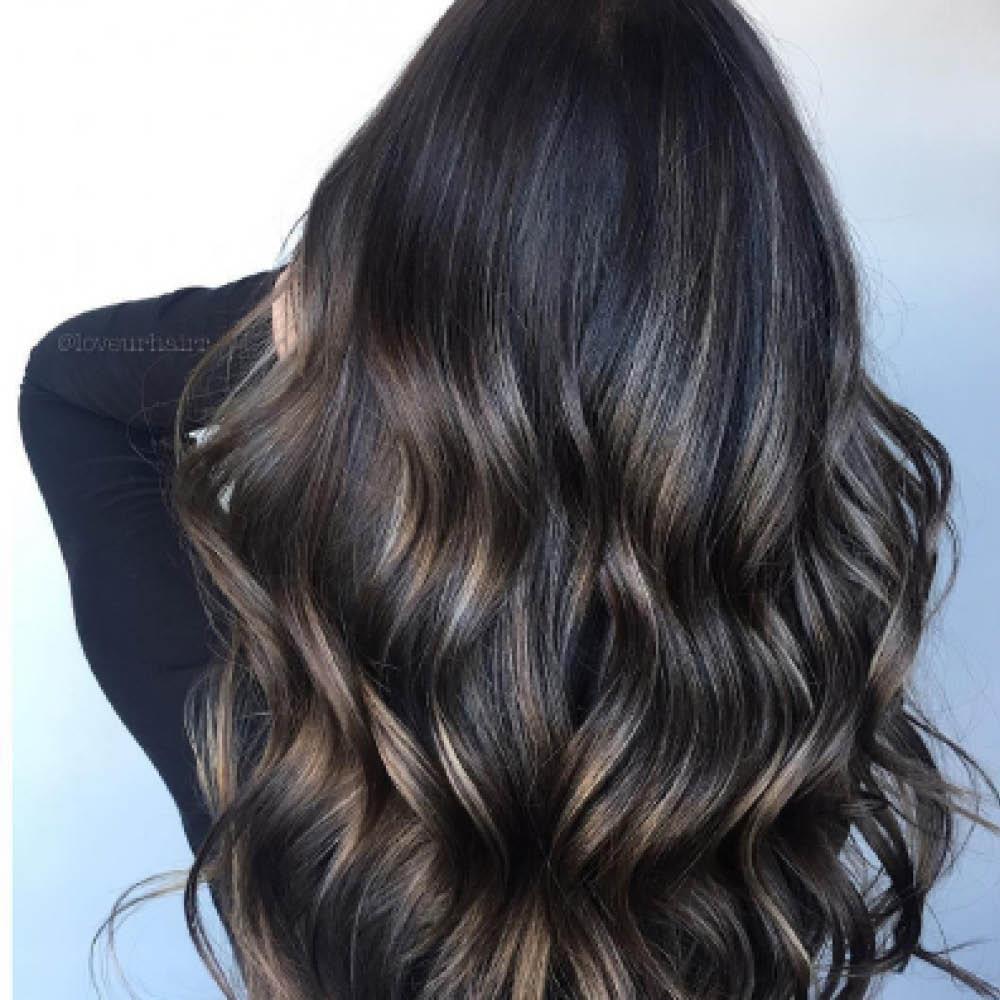 Colores de pelo color ceniza