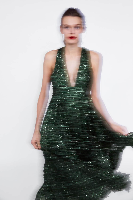 1d6883fe7 vestido de fiesta lentejuelas zara 129euros. ¡Atención