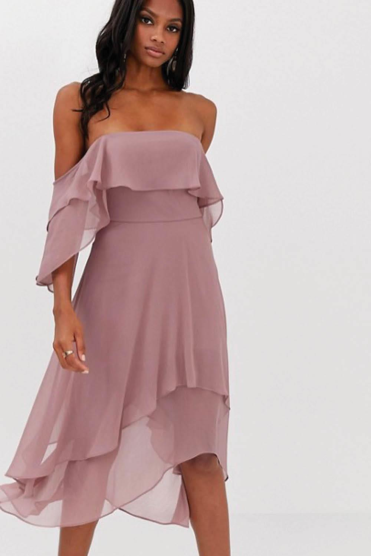 Vestido para boda en verano 2019