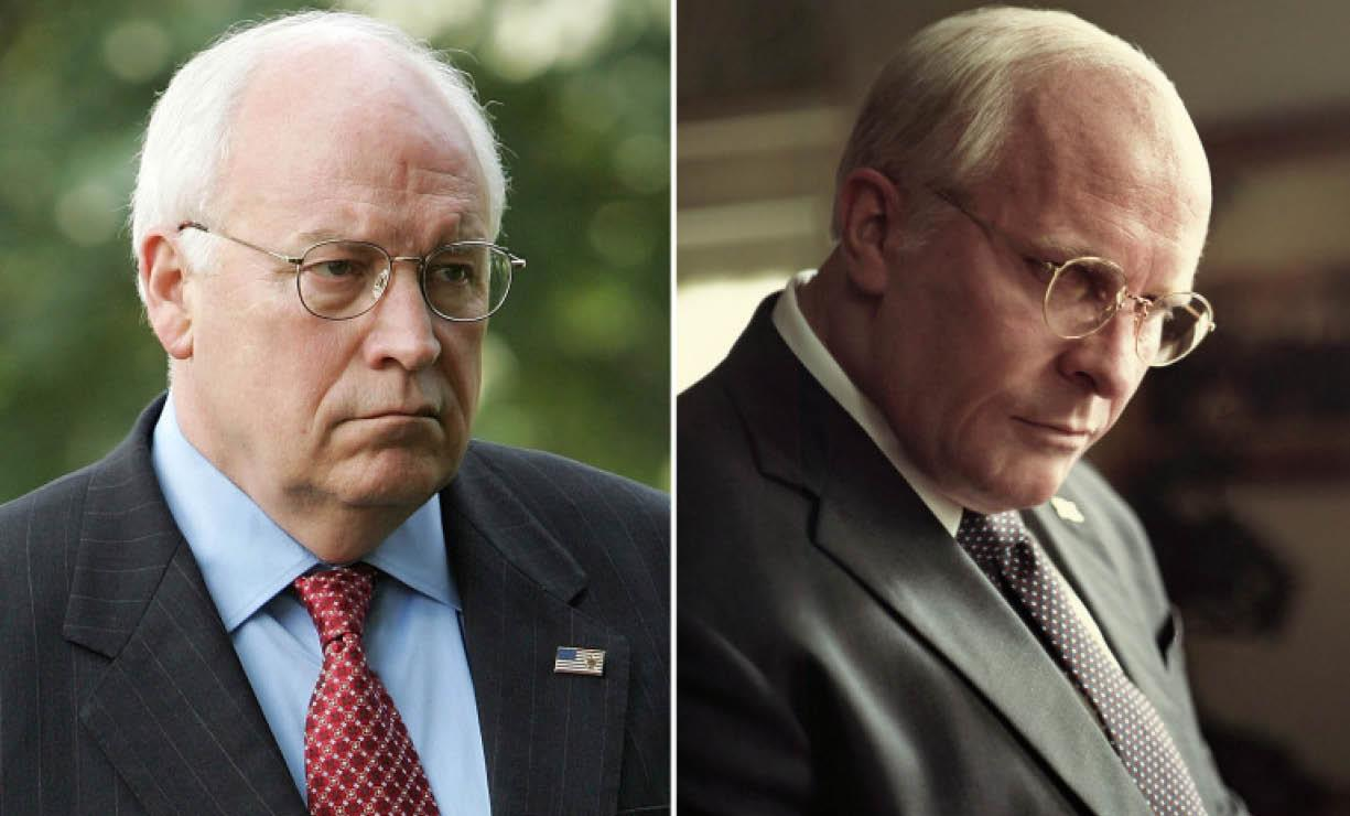 christian bale dick cheney. Christian bale como Dick cheney