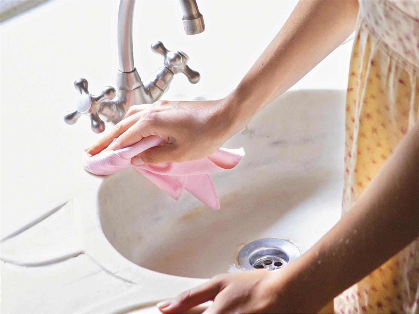 Como Limpiar Baño   Como Limpiar El Bano A Fondo En 20 Minutos