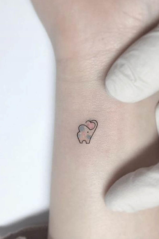20 tatuajes peque os que querr s llevar hoy y que son for Imagenes de estanques pequenos