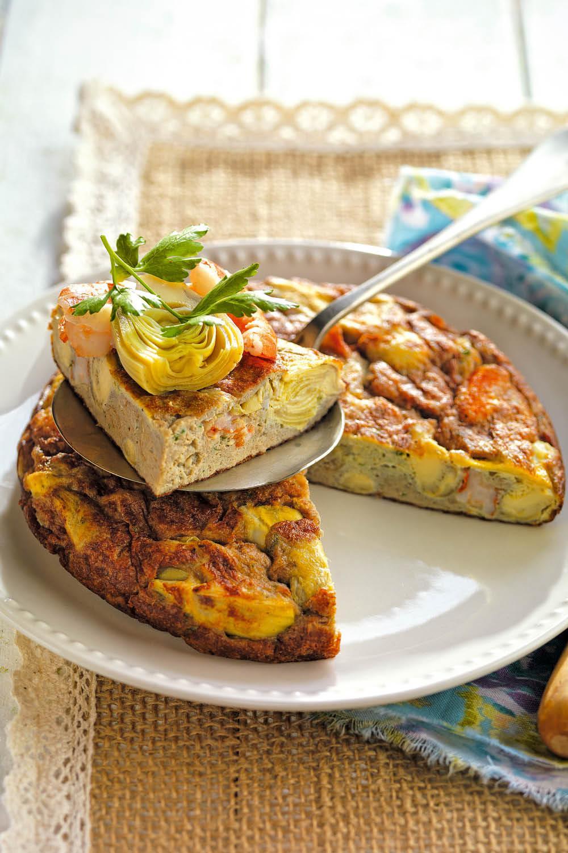 Alcachofas dieta receta