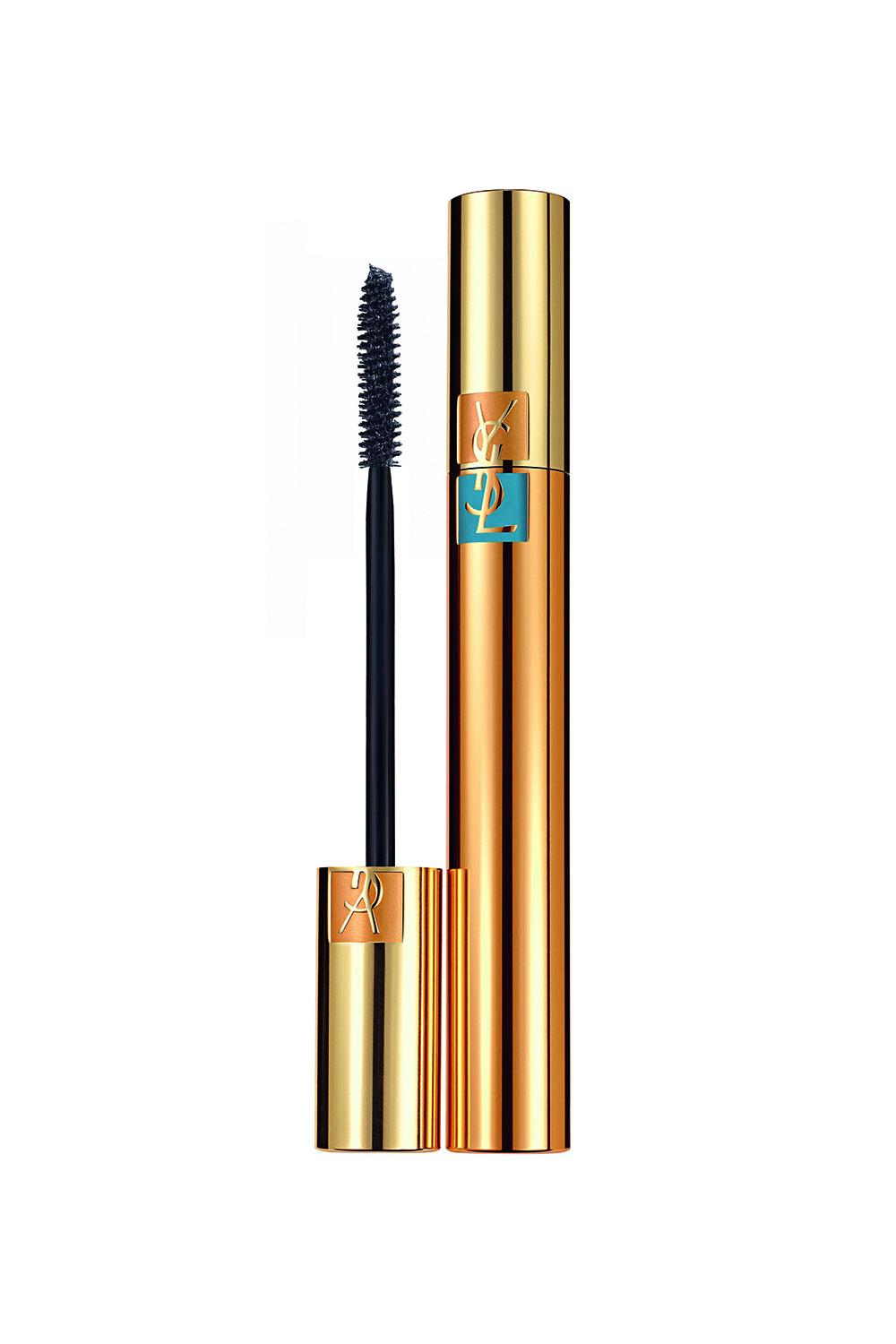 mejor máscara de pestañas para tu tipo de pestañas Máscara de Pestañas Volume Effet Faux Cils Waterproof de Yves Saint Laurent, 35,60. Recto y tupido