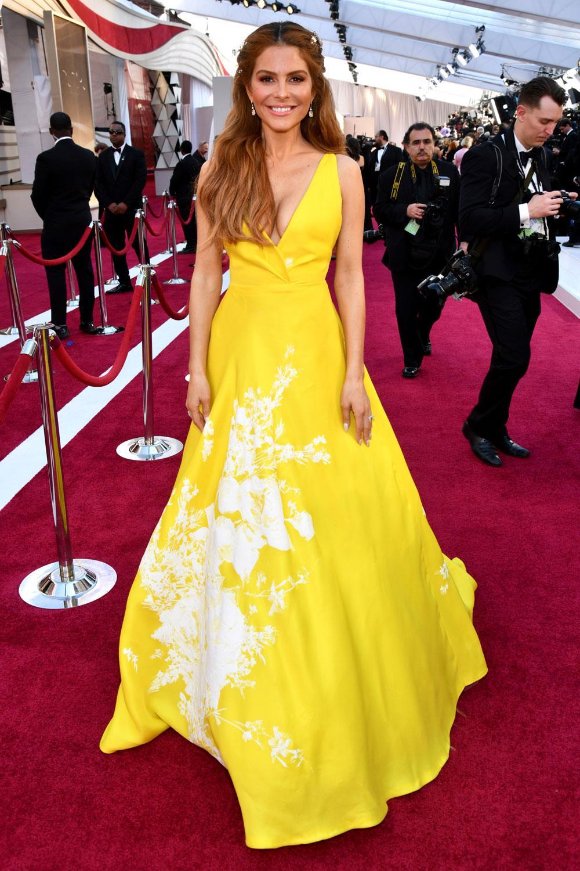 36b72e5c8d Oscar 2019 alfombra roja Maria Menounos. Maria Menounos
