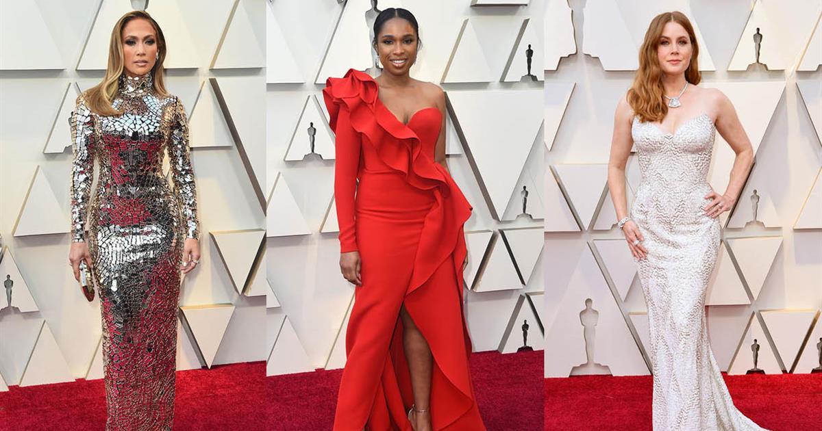 3ad112f42 Oscar 2019  TODOS los vestidos de la alfombra roja