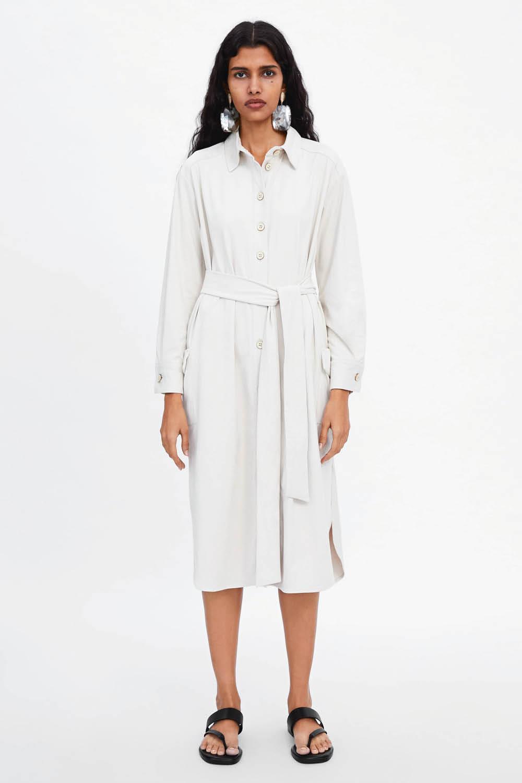 aada7375d Los vestidos de Zara 2019 que mejor te sientan según la forma de tu ...