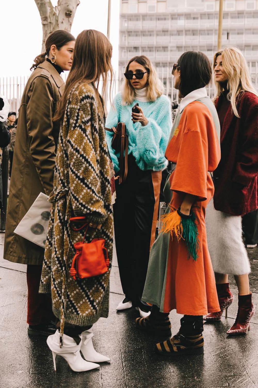 d26a1c3e7d las tendencias de moda feas primavera verano 2019 collage vintage. Las  tendencias FEAS de esta