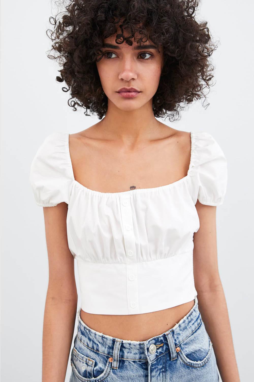 Zara basic shirt | El mejor producto de 2019