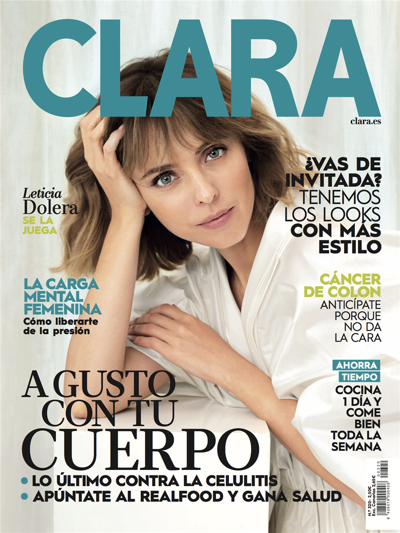 leticia dolera revista clara abril