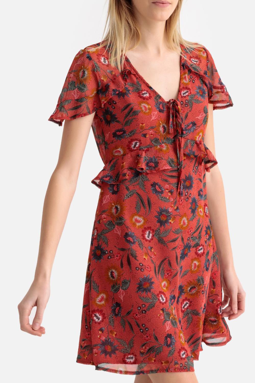 0431f2e9f365 Elige el vestido de flores más bonito para primavera