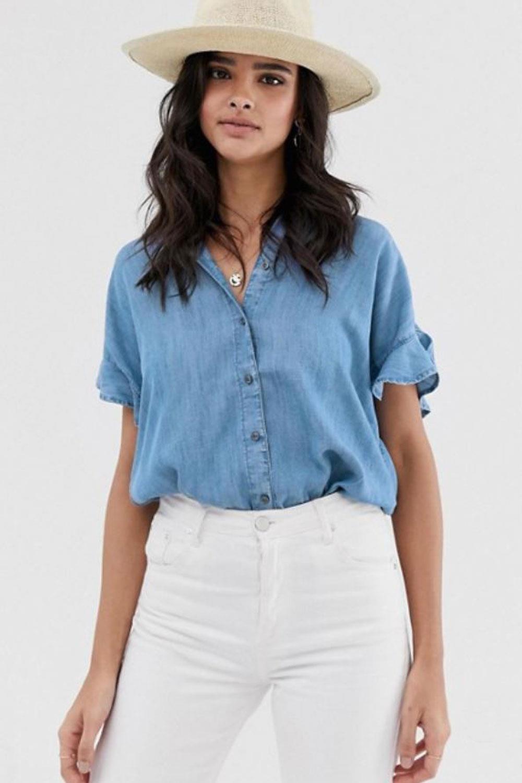 e0e22848b Las camisas de mujer más favorecedoras para cada tipo de cuerpo