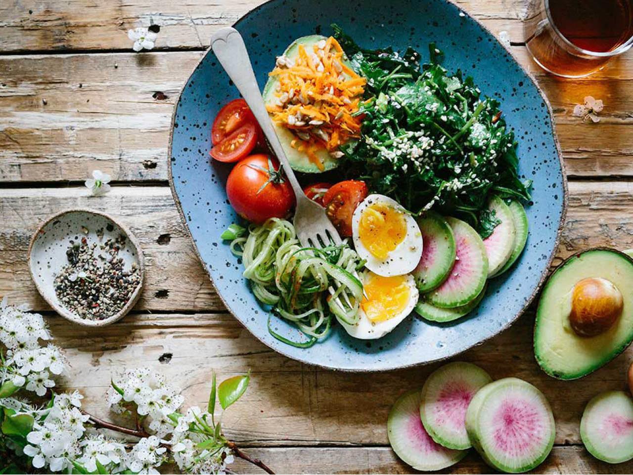 calendario semanal dieta equilibrada