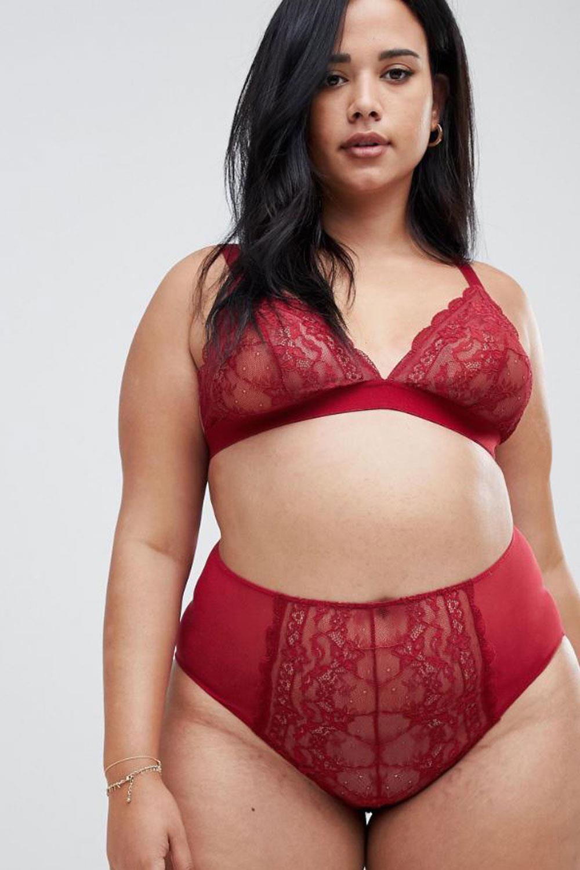 La Lenceria Mas Bonita Y Sexy Para Tallas Grandes
