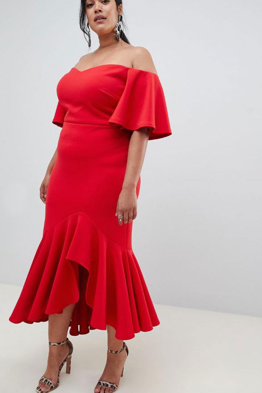 15 Vestidos De Fiesta Y De Boda Para Tallas Grandes