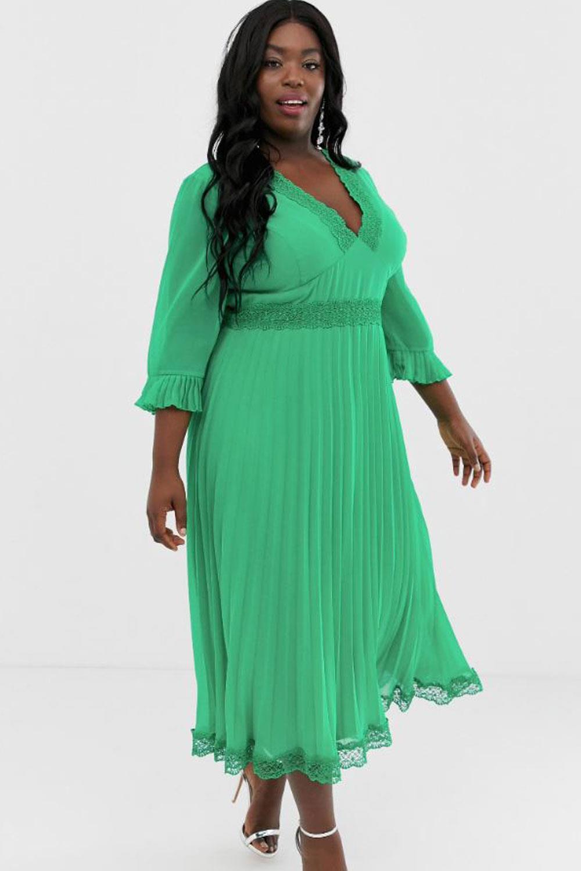 6a709ff147b vestidos de fiesta para bodas de tallas grandes Asos Design
