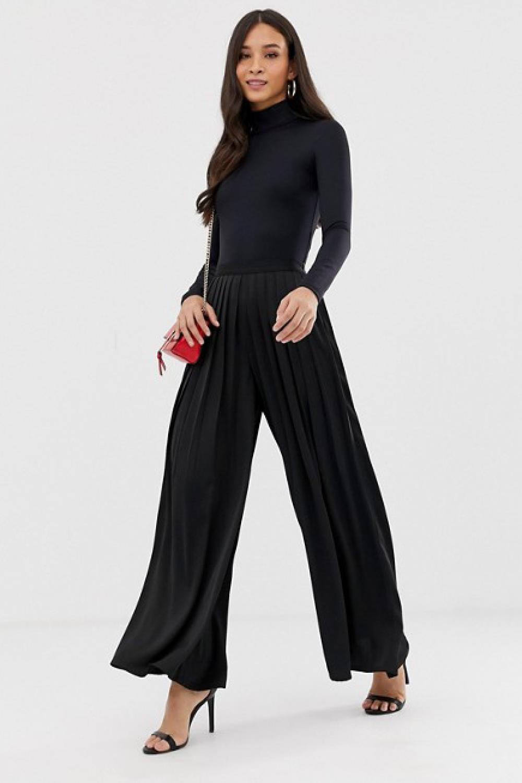 precio más bajo con diseño popular Boutique en ligne Cómo llevar pantalón palazzo