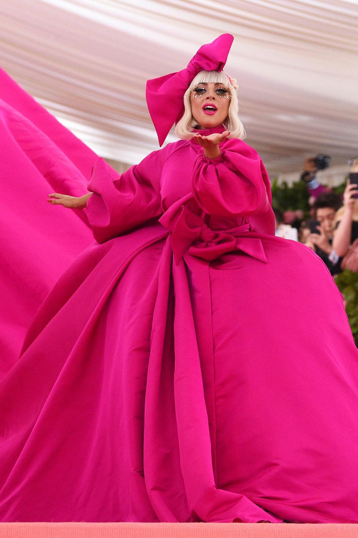 e5de67d2c Lady Gaga Met Gala 2019 Brandon Maxwell. Lady Gaga