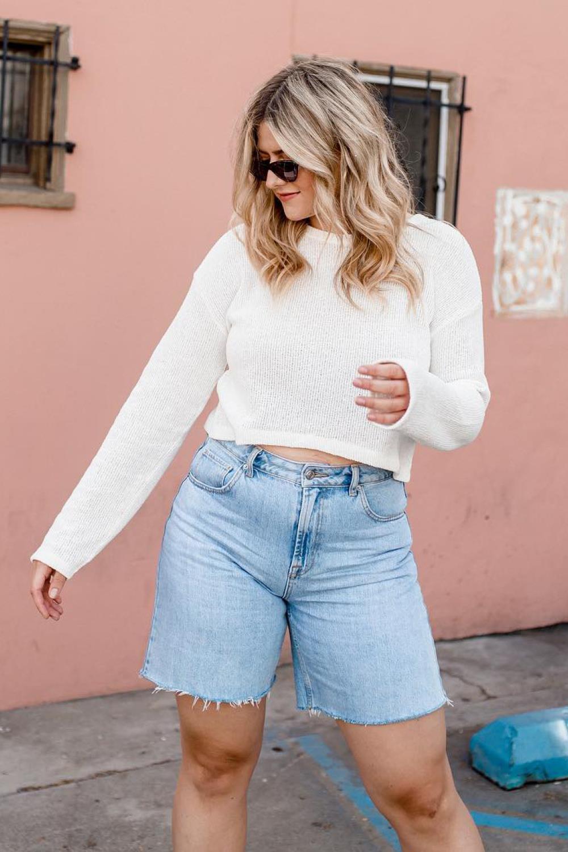 Pantalones cortos mujer: ¡todas podemos llevarlos!
