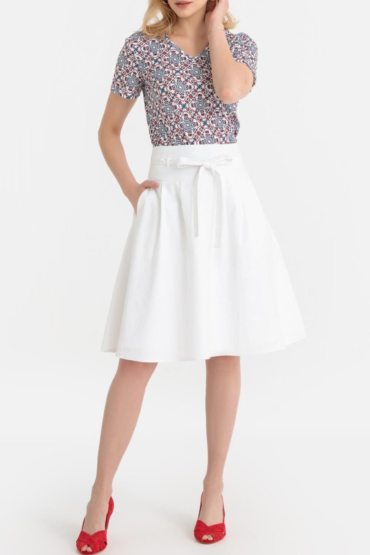 eeaff1257 Las faldas más bonitas para chicas con curvas