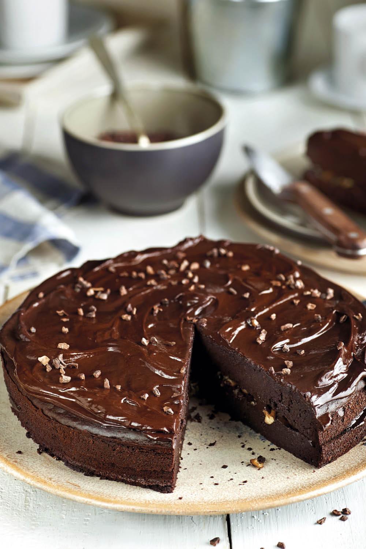 Esta Receta De Bizcocho De Chocolate Siempre Queda Bien
