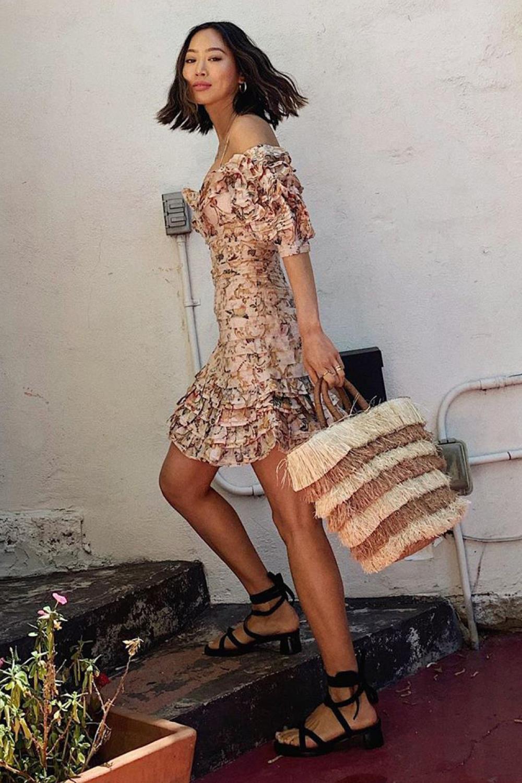 297644cf2 vestidos mini chicas bajitas aimee song. ¿Vestidos cortos para bajitas  ¡Sí
