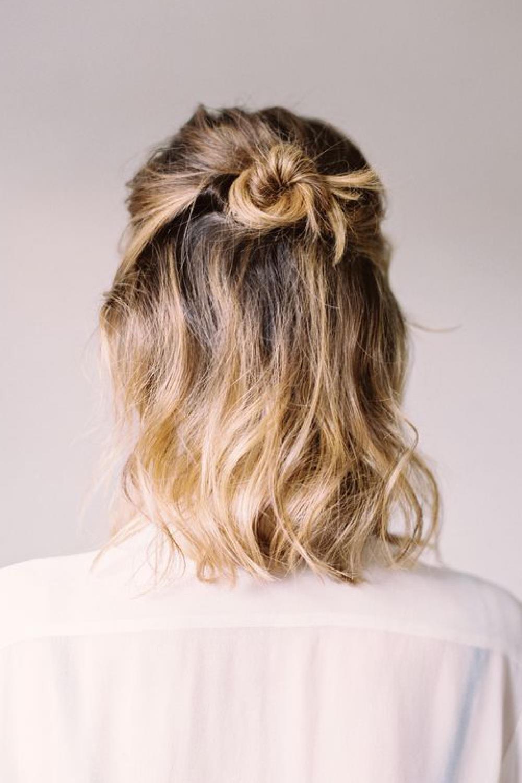 Peinados Para Pelo Corto Los Mas Bonitos Del Verano