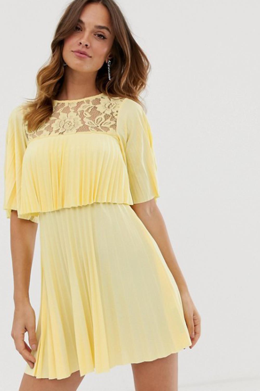ahorrar 7ed66 73c8d 10 vestidos de fiesta cortos que también podrás llevar a una ...
