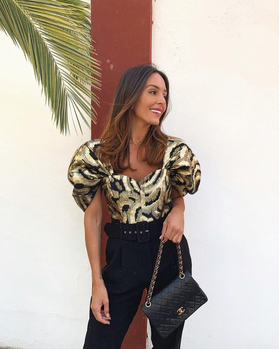 mejores-looks-influencers-instagram-rocio-osorno-zara-chanel
