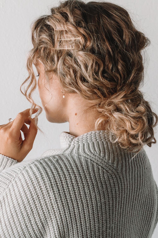 Elegante peinados niña pelo rizado Fotos de tutoriales de color de pelo - Peinados pelo rizado: los más bonitos del verano