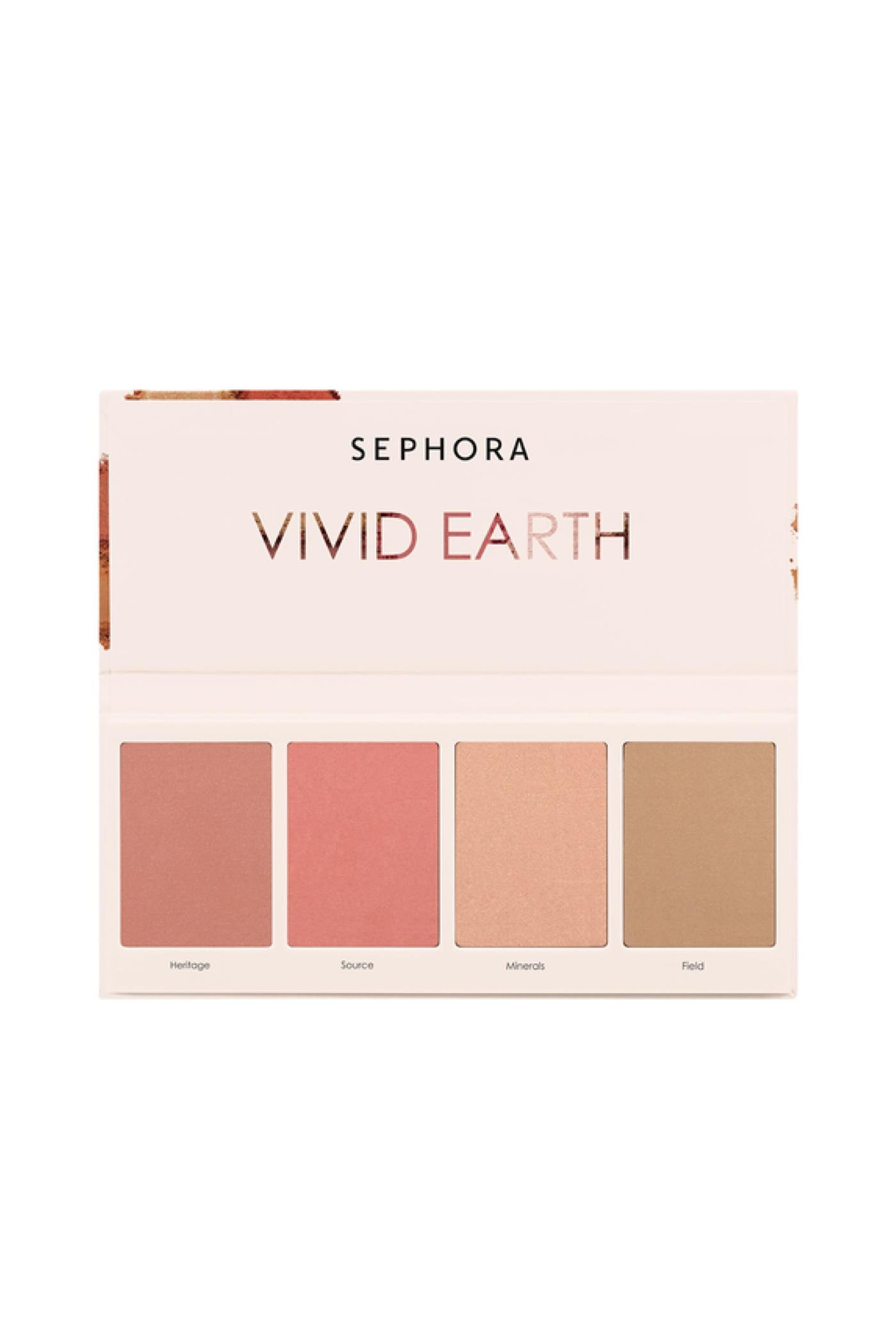 sephora compras. SEPHORA COLLECTION Vivid Earth Paleta facial