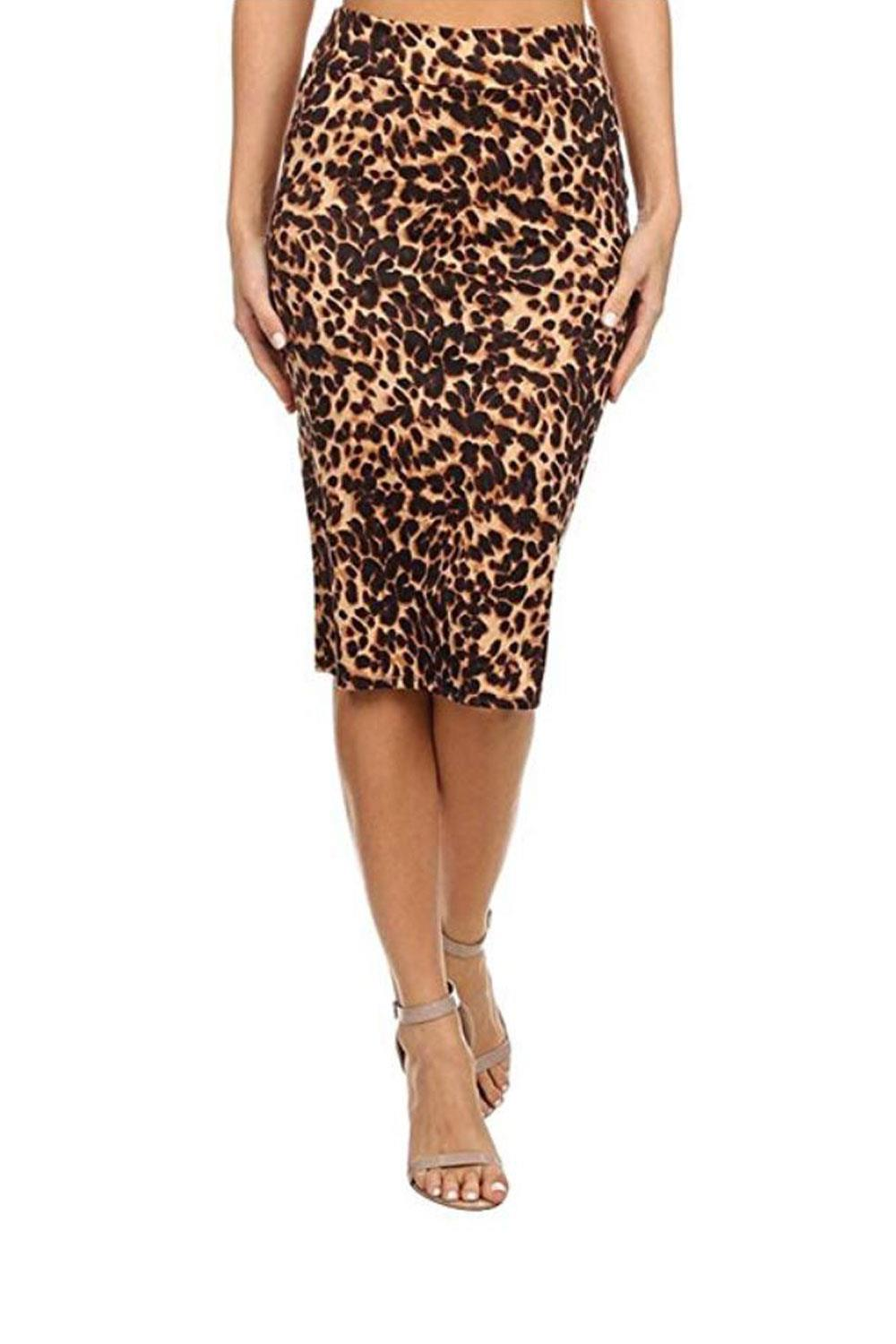 falda leopardo amazon E.Jan1st, 20€ aprox.