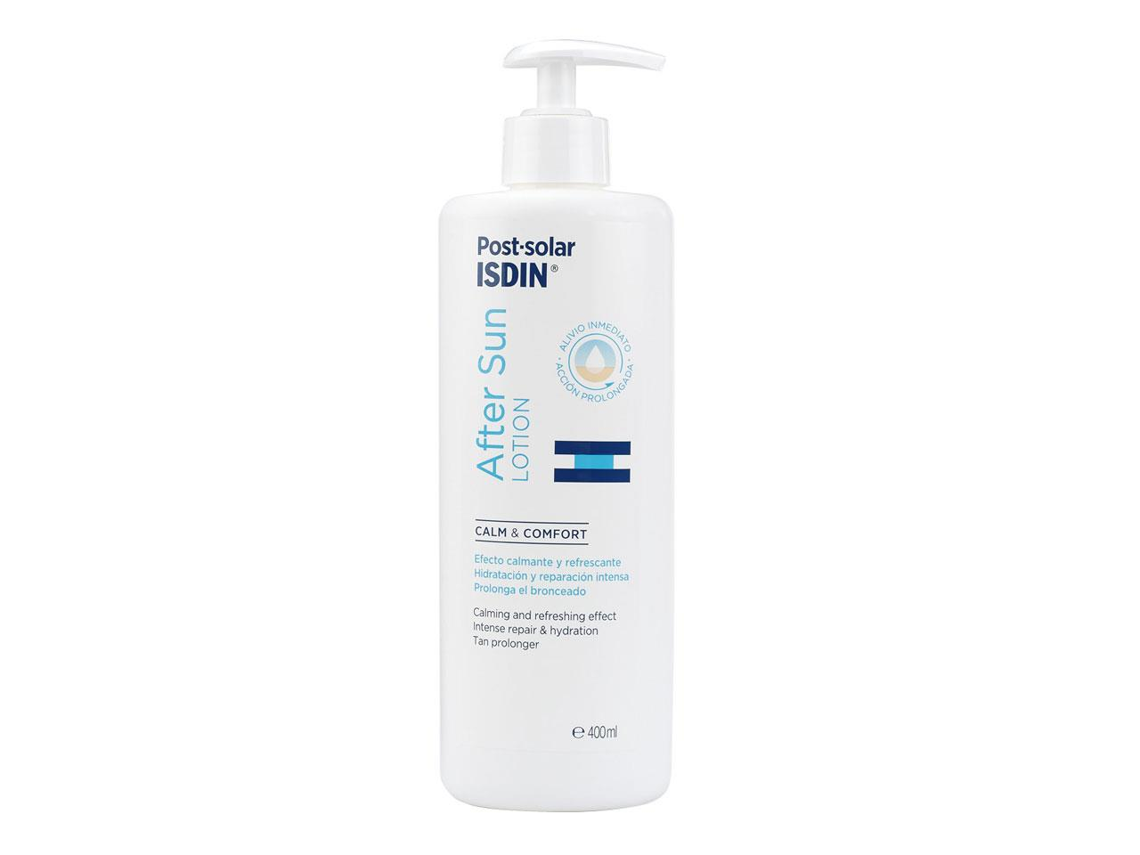 aftersun Loción Aftersun de Isdin, 16,15€