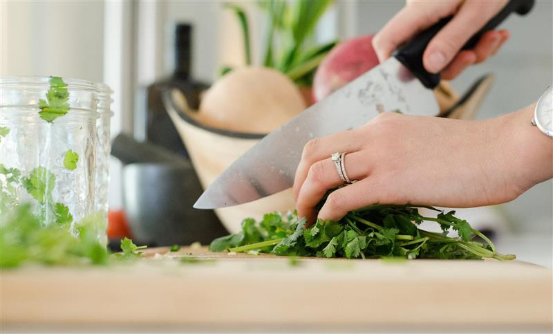 Dieta vegetariana equilibrada para adelgazar