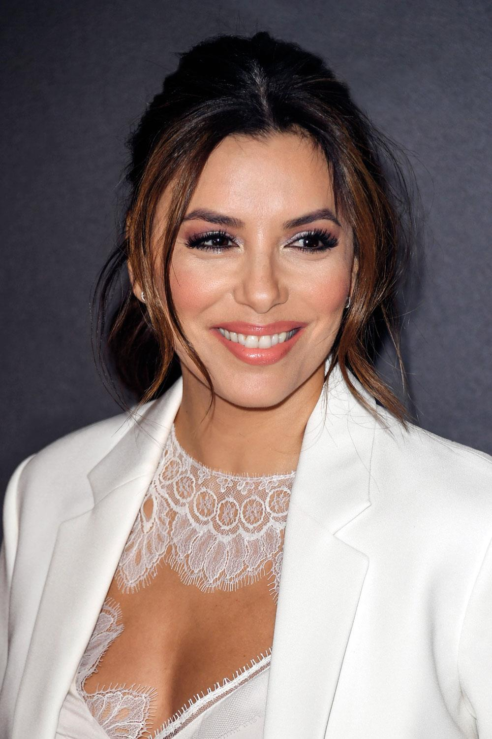 pelo celebrities Eva Longoria
