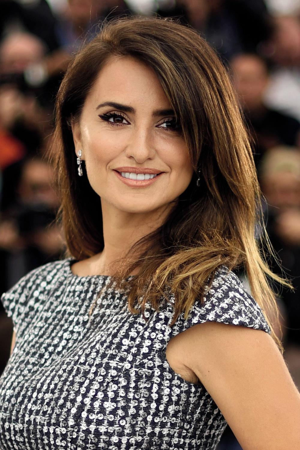 pelo celebrities Penélope Cruz