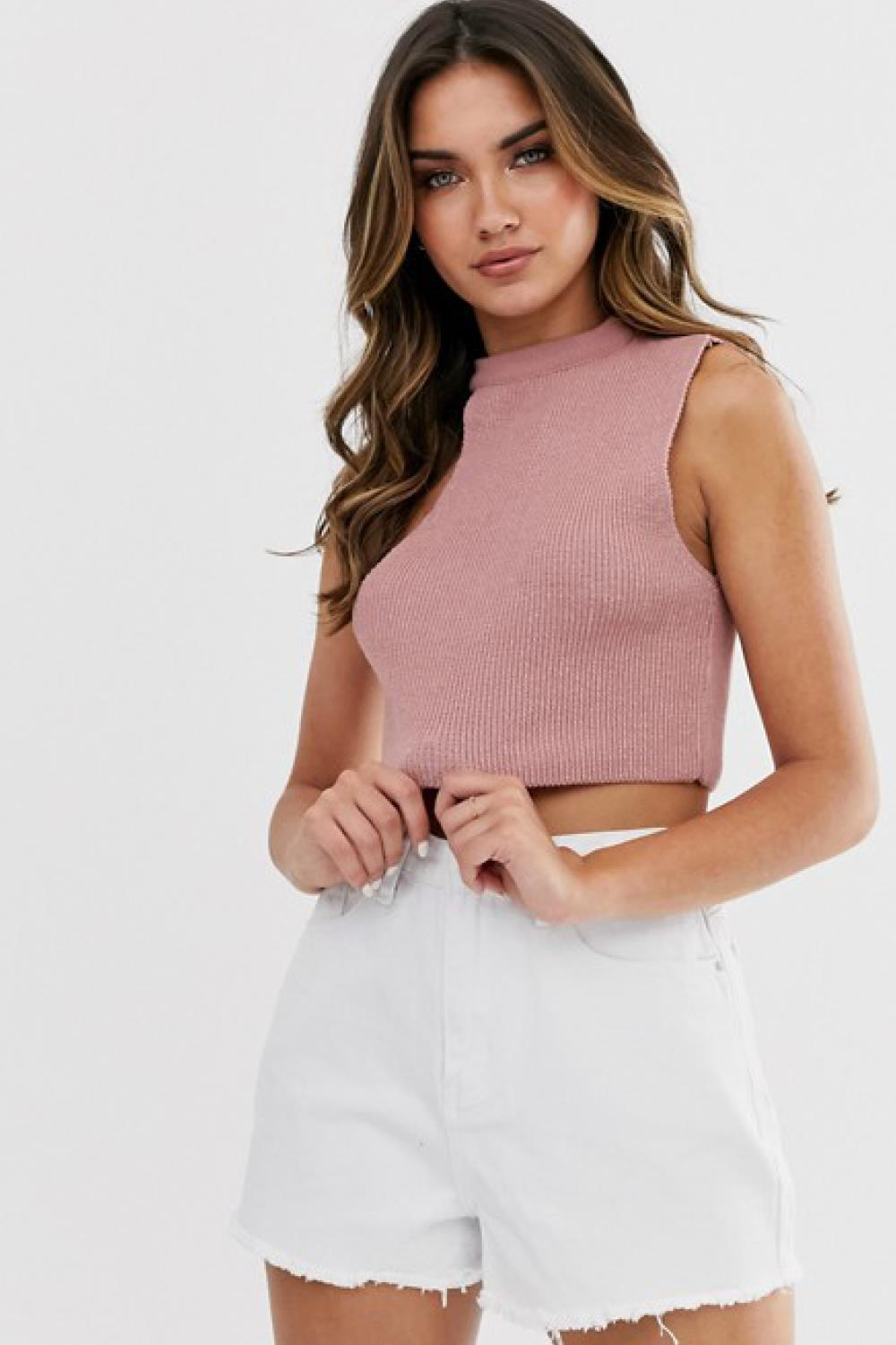 ropa de moda novedades low cost top missguided 19,99€