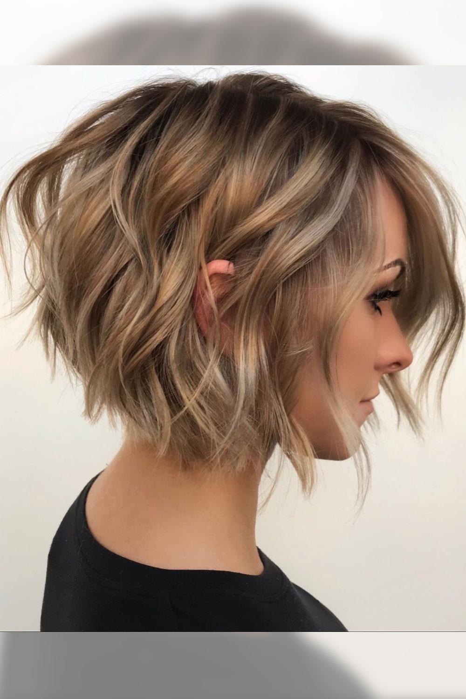 Cortes de pelo corto atras largo delante