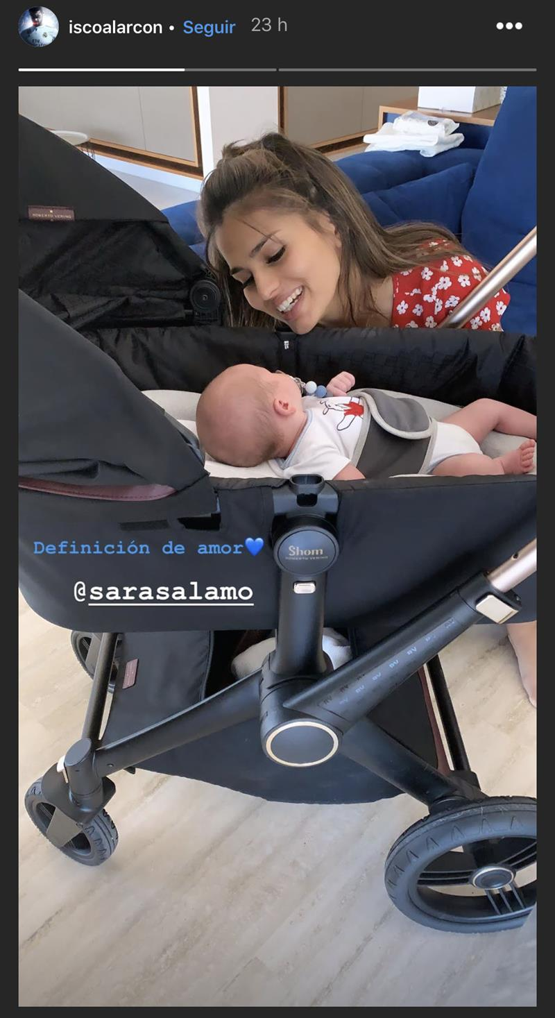 isco alarcon stories sara salamo
