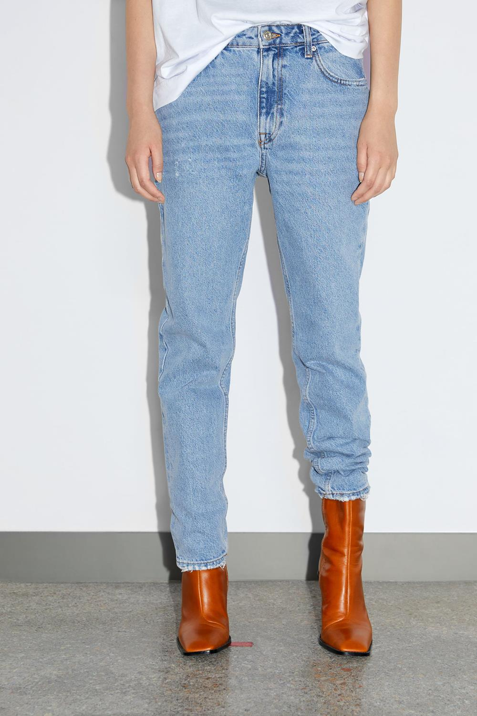 9c86b129e72d Mom jeans slouchy: la nueva tendencia viral de Zara