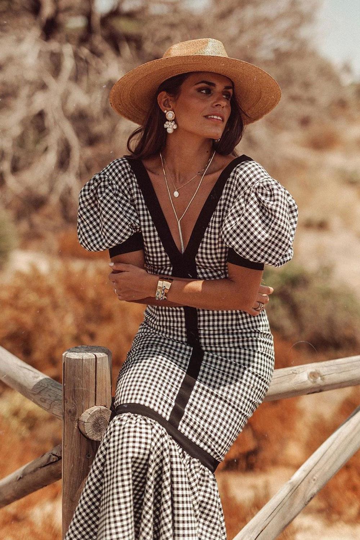 903f0ee8f Los mejores looks de Instagram de la semana: ¡vivan los vestidos de ...